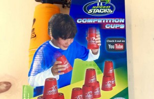 Speed Stack Competition Cups